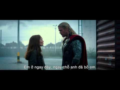 Thor 2: Thế Giới Bóng Tối - Phim Clip - Gặp lại