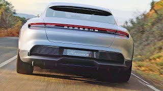 Porsche Mission E Cross Turismo (2018) Next-Gen EV Porsche. YouCar Car Reviews.