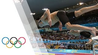 Michael Phelps Wins 200m Individual Medley Gold | London 2012 Olympic Games