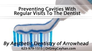 Preventing Cavities With Regular Visits To The Dentist