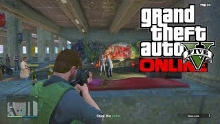 GTA 5 How To Make Money Fast & Rank Up Fast In GTA