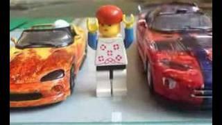 Fast Furious LEGO (za Szybcy Za Wściekli)