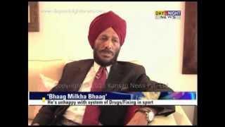 Milkha Singh Interview Bhaag Milkha Bhaag Talks About