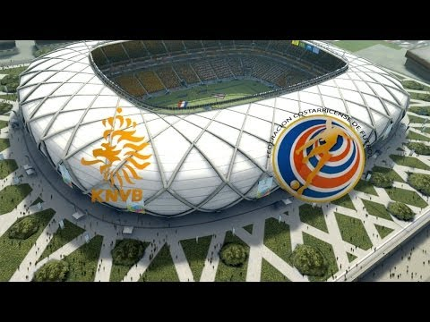 FIFA World Cup 2014 Predictions: Costa Rica Vs Netherlands