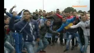 ترقبات الجمهور الرجاوي و الحسني الجديدي في نتيجة المباراة | قنوات أخرى