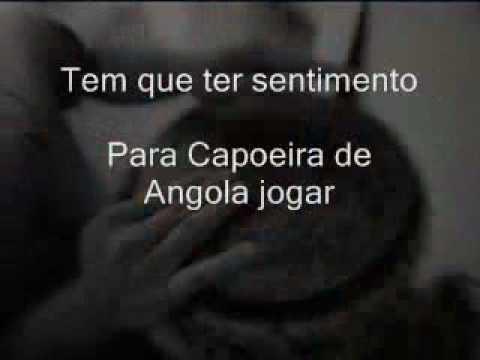 Capoeira de Angola- Mestre Charm