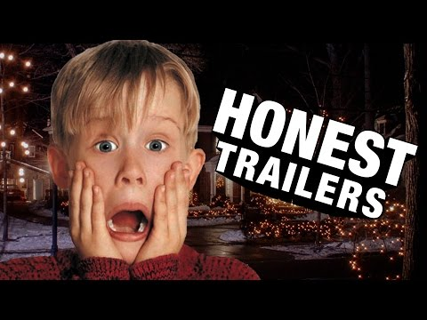 Honest Trailers - Home Alone