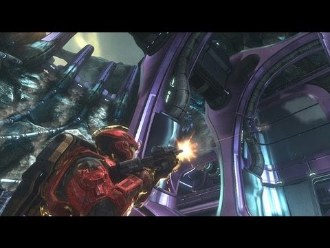 GC 2011: Halo: CE Anniversary - Damnation video