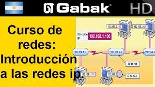 Introducción a las redes IP