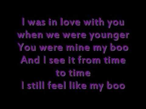 My Boo- Usher ft. Alicia Keys  (lyrics)
