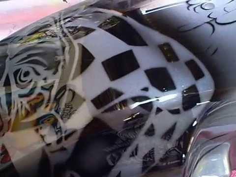 Paralama de moto Fan 125