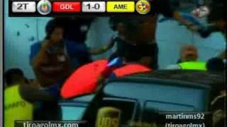 Chivas Vs America Clausura 2009 Jornada 14 1 0 Super