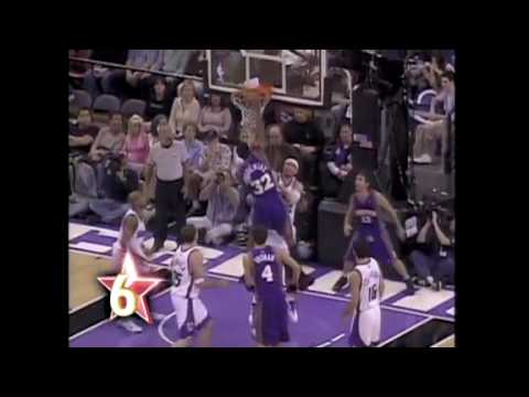 Steve Nash's Top 10 Career Assists