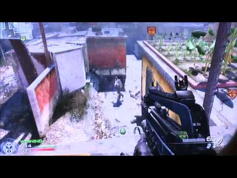 Modern Warfare 2 мультиплеер видео, Первенство