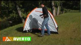 Automatic Tents Setup Instruction