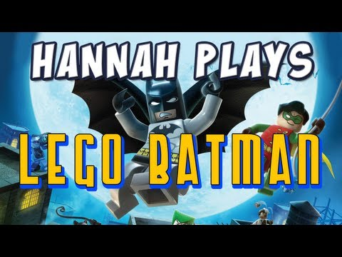 Hannah Plays - Lego Batman 2: DC Super Heroes, Since we only had one Yogtrailer in the latest series, I've thrown together a quick video on this game - if you want some more, let me know :) Get the game o...555