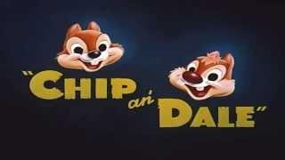 Donald a Chip a Dale