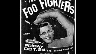 Foo Fighters Live @ The Black Cat! Washington D.C. 10/24