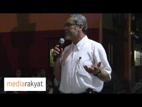 Khalid Samad: Kalau UMNO Jatuh, Melayu Tak Boleh Hidup?