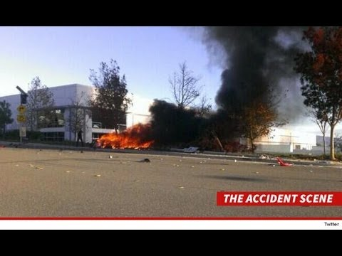 Paul Walker Dead At 40 [ Car Crash Video ]
