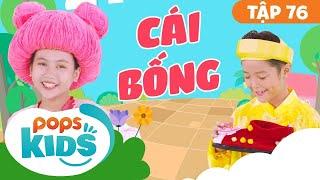 [New] Mầm Chồi Lá Tập 76 - Cái Bống | Nhạc Thiếu Nhi Cho Bé | Vietnamese Songs For Kids