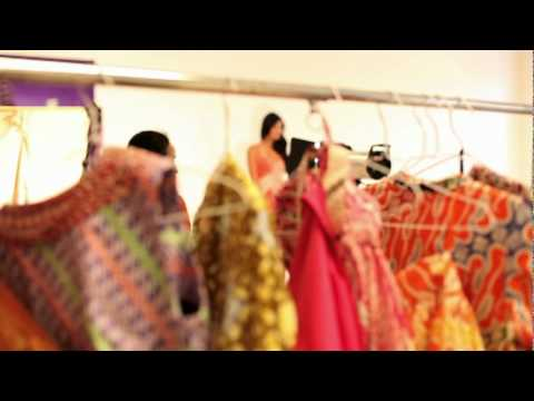 "BTS ""Echoes of Heritage by Rafi & PAR"" Jakarta Fashion Week 2012"