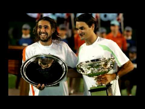 Roger Federer-Memories in pics