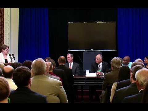 White House Discussion on the Weatherization Supply Chain Part 1