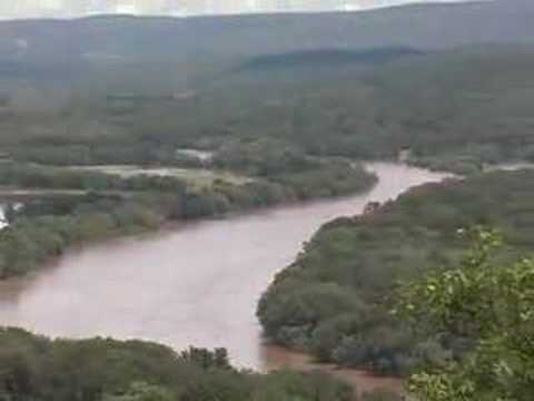 Delaware River Flood June 2006