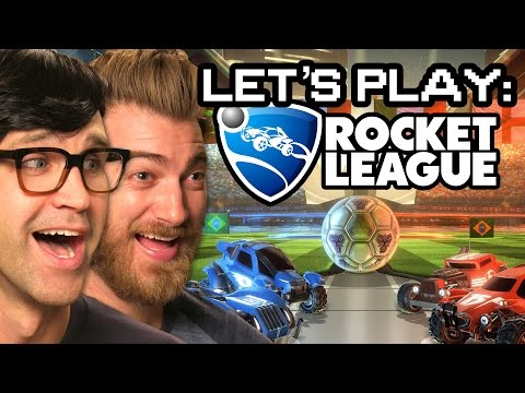 Let's Play: Rocket League