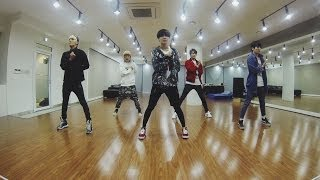 SHINee 샤이니 'Everybody' Dance Practice