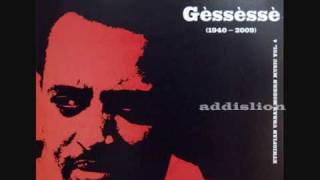 "Tilahun Gessesse - Ledeset ""ልደሰት"" (Amharic)"
