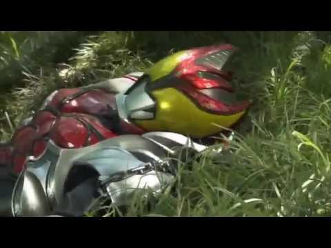 Kamen Rider Kiva Emperor First Transformation