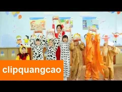 Quảng cáo cốm ăn ngon tiêu hóa khỏe Mama cho bé mới nhất 2014 Full HD