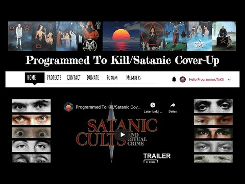 Programmed To Kill/Satanic Cover-Up Part 1