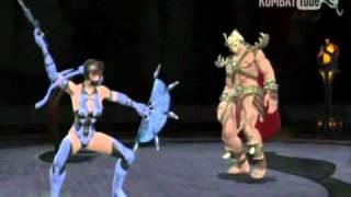 Mortal Kombat Vs DC Universe-Fatalities view on youtube.com tube online.