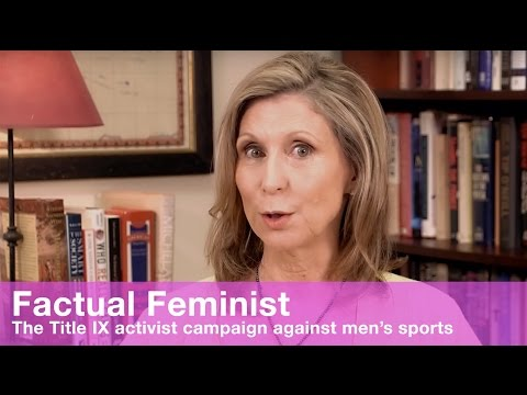 Title IX and the scorched earth campaign against men's sports