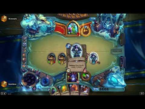 #1 Legendary Zoolock vs Druid // Hearthstone Legend