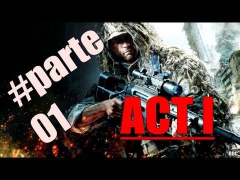 Sniper Ghost Warrior 2 ACT l Parte 1