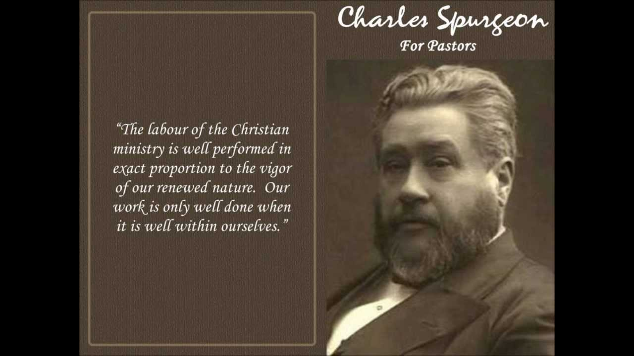 book report on charles spurgeons lectures Buy lectures on revivals of religion by charles g finney (paperback) online at lulu visit the lulu marketplace for product details, ratings, and reviews.