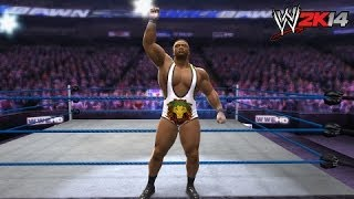 WWE 2K14 DLC PACK #2 WWE SUPERSTARS AND MOVES PACK
