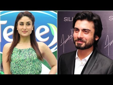 Kareena Kapoor Khan to romance with Pakistani Actor Fawad Khan