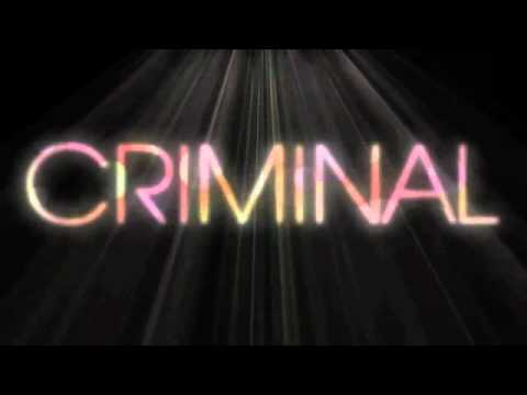 Britney Spears - &quot;Criminal&quot; Official Lyric Video