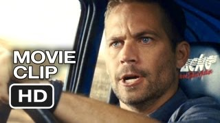Fast & Furious 6 Movie Clip Tank Rescue (2013) Vin