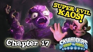 Let's Play Skylanders SWAP FORCE Chapter 17 Cloudbreak