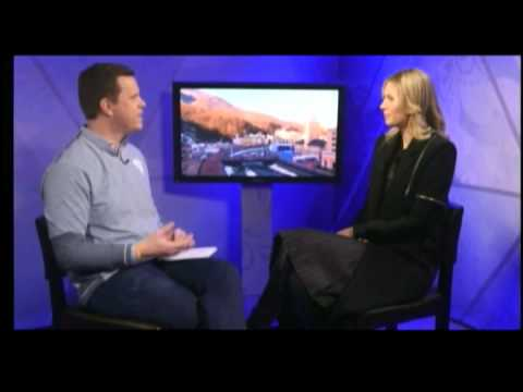 Interview with Maria Sharapova from Sochi 2014