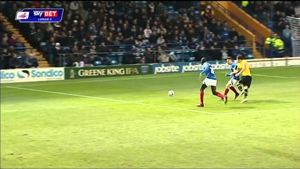 Portsmouth 0-0 Burton Albion