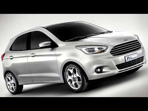 Ford Ka Concept 2013 - 6 Photos