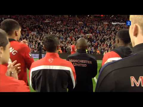 HD - Nemanja Vidic last game speech vs Hull