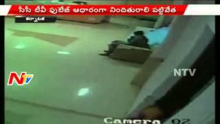 CCTV footage exposes woman thief in Karnataka